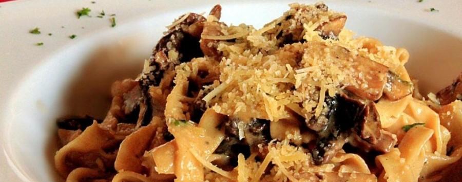 Menú.  Fuente: Facebook Fanpage Restaurante Pontevecchio - Trattoria Toscana